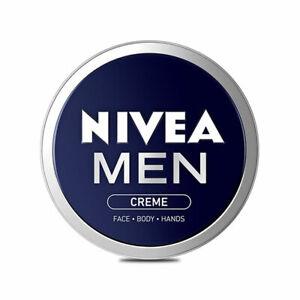 [NIVEA] Eucerit Crème Tin Moisturize Dry Skin Nutrition for Men  75ml