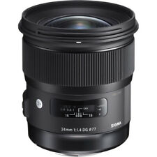 Sigma 24mm F1.4 DG HSM 'A' Lens - Sony FE Fit