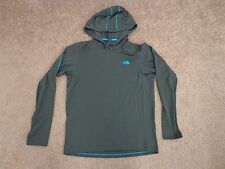 New The North Face Mens Ampere Running Hoodie Pullover - Men's size Medium