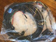 vintage bmw r60 6 r90s 12volt main wiring harness 09 74