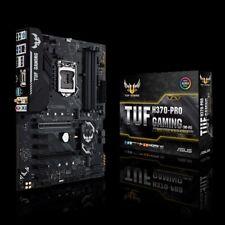 Asus TUF H370-PRO GAMING WIFI Motherboard CPU i3 i5 i7 LGA1151 Intel DDR4 HDMI