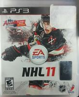 NHL 11 (Sony PlayStation 3, 2010) CIB Hockey PS3