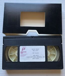 DAVID BOWIE VH-1 NetAid 1999 Virgin PROMO In-House VIDEO LIVE @ WEMBLEY LONDON