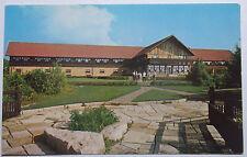 1960'S Photo Postcard Blackwater Lodge Blackwater Falls St Park West Virginia