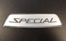"Rear frame badge for Lambretta ""Special"""