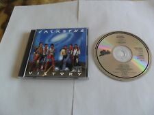 The Jacksons - Victory (CD 1984) Japan Pressing