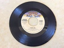 DONNA SUMMER - I LOVE YOU / ONCE UPON A TIME - CASABLANCA 45 rpm - EXC