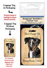 Catahoula Leopard Dog Baggage Buddies Luggage Tag