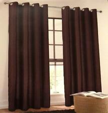Argos Solid Pattern Eyelet Top Curtains & Pelmets