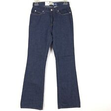 Gap Womens Flare Jeans Size 1 Low Rise Dark New 304