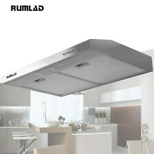 "30"" Stainless Steel Under Cabinet Range Kitchen Hood Stove Vent Fan Panel"