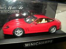 1:43 Minichamps Ferrari 550 Maranello 1996 red/rot Nr. 430076020 in OVP