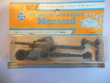 "Roco Minitanks Z-120 US 155 mm Gun ""LONG TOM"" M2A1 Free domestic ship/ins 180022"