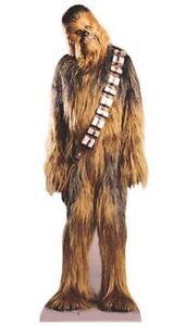 Star Wars Chewbacca Lifesize Cardboard Cutout – 198cm