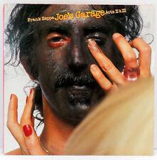 Frank Zappa Joe's Garage Acts II & III SRZ-2-1502 Zappa Records Double LP 1979