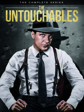 The Untouchables: The Complete Series [New DVD] Boxed Set, Full Frame,