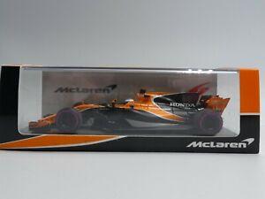 Spark 1:43 Fernando Alonso McLaren Honda MCL32 # 14 Australian GP F1 2017 S5040