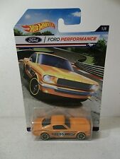 NEW 2016 HOT WHEELS 1/64 FORD PERFORMANCE #1 OF 8 1965 MUSTANG 2+2 FASTBACK
