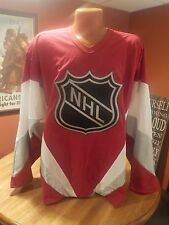 Vintage NHL New W/Tags 1998-99 NORTH AMERICA  ALL STAR Authentic Jersey LG