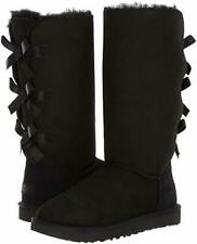 Para mujeres Zapatos ugg bailey Botas de piel de oveja de arco alto II Negro 1016434