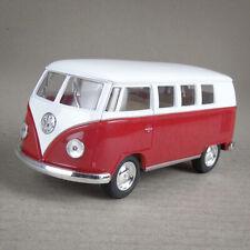 c735d8acfc 1962 Volkswagen VW Kombi Combi Van Hippy Bus Camper Die-Cast 1 32 Scale