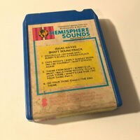 SHAFT - Original Soundtrack (ISAAC HAYES) - 8-Track Tape - VG