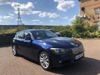 2012 BMW 1 Series 2.0 120d Automatic Diesel 5dr