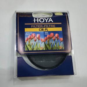 Filtro polarizzatore circolare originale HOYA da 77 mm C-PL CPL da 77 mm
