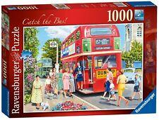 Ravensburger 1000pc Puzzle - Catch The Bus!