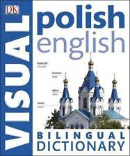 Polish English Bilingual Visual Dictionary (DK), DK, New Book