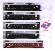 Liliput (Wien) 834 – 5-teiliges Schnellzug-Wagen-Set der DB