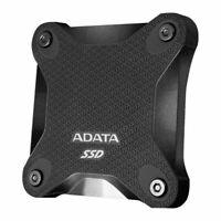 ADATA Entry Series SD600Q: 1TB Black External SSD USB 3.1 XBOX & PS4 Compatible