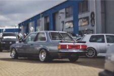 BMW E30 early style HECKBLENDE 325i M3 ALPINA EURO RARE