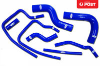 for Subaru Impreza GC8 WRX STi GT Ver3-6 96-00 Silicone Radiator Heater Hose Kit