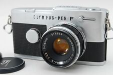 EXC+++++ OLYMPUS PEN FT with F.Zuiko Auto-S 38mm F1.8 from JAPAN #885