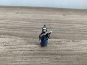 Vintage Disney Polly Pocket Cinderella,Fairy Godmother Figure In VGC