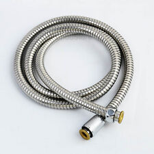 """Hand Shower Replacement Water Hose Stainless Steel Braided Flexible Hose 60"""""""
