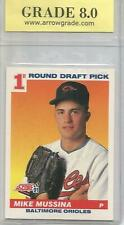 Mike Mussina rookie 1991#383 Score Hall of Fame!