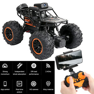 2.4Ghz RC Off-road Drift Car WIFI HD Camera Real Time Picture APP Control Toys