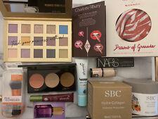 XXL Beauty Paket Kosmetik Lidschatten CT Real Techniques Nars Essence Pflege Neu