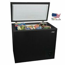 NEW Arctic King 7 cu ft Chest Freezer - Black FREE SHIPPING - USA SELLER!
