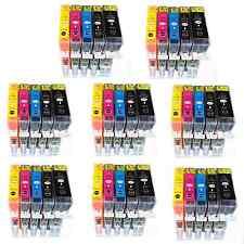 40x tinte für PIXMA IP4850 MG5150 MG5250 MG5350 MG6150 MX885 IX6550 mit CHIP