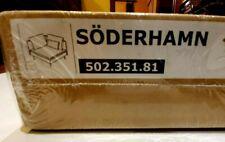 IKEA Soderhamn Corner Section Sofa Slipcover Isefall Natural Factory Sealed New