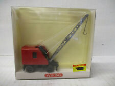 WIKING 896 01 34 Working Crane HO Scale