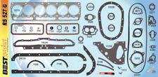 New 1956-1965 AMC Rambler 6 196 OHV Full Complete Engine Overhaul Gasket Set