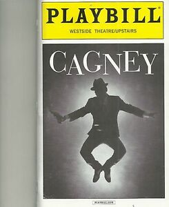 CAGNEY PLAYBILL LOT OF 3 FREE SHIPPING!