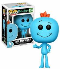 Mr Meeseeks Funko Pop Vinyl Chase Rick And Morty