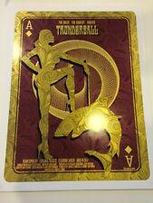 James Bond Thunderball Art Print Poster O'Daniel