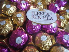 Pink/Gold Wedding Ferrero Rocher 4 cases+chocolate hearts x 200+ 200 buttermints