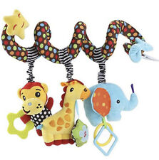 Sozzy Car Seat Toys Hanging Toys Baby Activity Spiral Wrap Around Crib Bed fo...